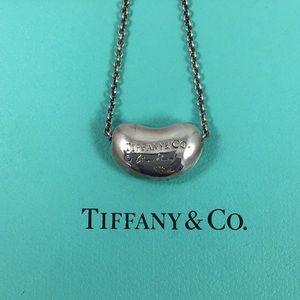 Tiffany & Co kidney bean necklace
